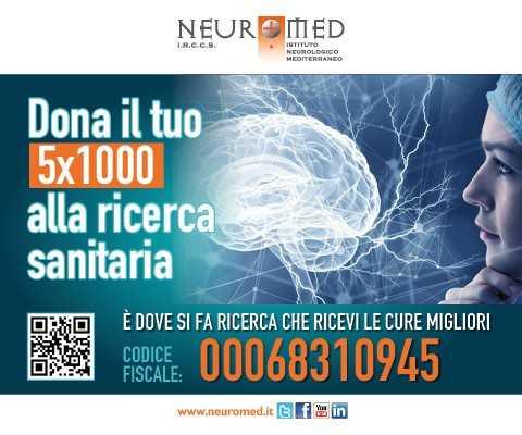 Neuromed 5 per mille mobile desktop